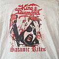 King Diamond - Satanic Rites, Vintage 80's