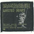 Wasted Years patch .