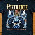PESTILENCE testimony of the ancients Shirt
