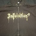 Inquisition - Hooded Top - Inquisition Infinite Interstellar Genocide Hoodie