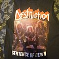 Sentence of death shirt