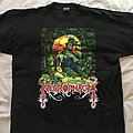 Necrophagia - The Divine Art of Torture 2003 TShirt or Longsleeve