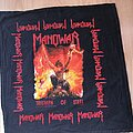 Manowar - Other Collectable - Manowar - Triumph of Steel 1992 - Bandana