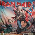 Other Collectable - Iron Maiden poster flag