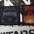 Pantera and Dio Patch