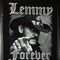 Lemmy tribute patches