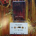 Slayer Hell Awaits cassette Tape / Vinyl / CD / Recording etc