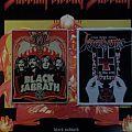 Black Sabbath Venom patches