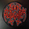 Nunslaughter back patch