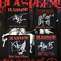 Blasphemy - Patch - Blasphemy woven patches