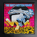 Dirty Rotten Imbeciles - Patch - The Dirty Rotten Power patch diy custom high quality printed, D.R.I. Dirty...
