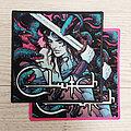 Clutch - Patch - Clutch patch diy custom high quality printed, La Curandera