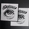 Deftones - Patch - Deftones patch diy custom high quality printed, Creep across my skull