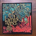 Lamb Of God - Patch - Lamb of God - Ashes of the wake patch