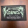 Voivod - Patch - Voivod - Killing Technology patch