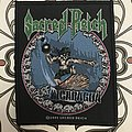 Sacred Reich-  Surf Nicaragua woven patch