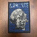 Carcass - Patch - Carcass - Head patch