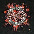 """SLAYER """"Bloody Logo / Pentagram"""" Hoody - XL  Hooded Top"""