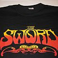 "TShirt or Longsleeve - The Sword ""Logo - orange - yellow"" 2007"