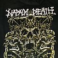 """NAPALM DEATH """"Time Waits For No Slave"""" Hoody 2011 Hooded Top"""