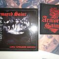 "Armored Saint ""Win Hands Down"" CD, DVD & Patch 2015"