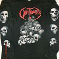 "Obituary ""Pile of Skulls/Chopped In Half"" 2014 Official"