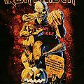 """IRON MAIDEN """"Halloween 2009"""" 1-sided XXL"""