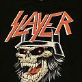 "SLAYER ""Slaytanic Wehrmacht"" 2006 - 1 sided TShirt or Longsleeve"