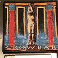 "CROWBAR ""Crowbar"" woven Patch  Official 2012"