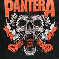 "PANTERA ""Mouth For War"" Shirt 2012"