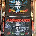 "Annihilator ""Never Neverland""  1991 & 2009 Patch"