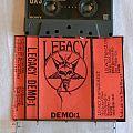 "The Legay ""Demo:1"" Tape 1985 Tape / Vinyl / CD / Recording etc"