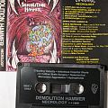 "Other Collectable - DEMOLITION HAMMER ""Necrology"" Demo 1989"