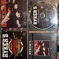 Ryker´s  CD Vinyl Collection Pt.3  1997 - 1999 Tape / Vinyl / CD / Recording etc