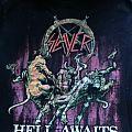 "SLAYER ""Hell Awaits"" Reprint 200? TShirt or Longsleeve"