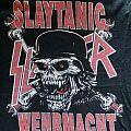 "SLAYER ""Slaytanic Wehrmacht"" 1990 TShirt or Longsleeve"