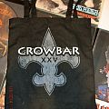 "CROWBAR ""25th Anniversary Vinyl/Shopping Bag"" 2014"