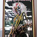 """IRON MAIDEN """"Killers"""" Mirror Org. 1982 Other Collectable"""