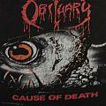 """Obituary """"Cause Of Death"""" Euro Tour 1990"""