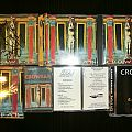 """CROWBAR """"Crowbar"""" Collection CD´s and Tapes 1993"""