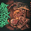 "SKELETAL REMAINS ""Extirpating Europe Tour 2013"" T Shirt"