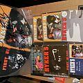 Ryker´s CD Vinyl Collection Pt. 1 -  1994 old school Tape / Vinyl / CD / Recording etc