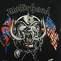 "TShirt or Longsleeve - Motörhead ""Nemo Malus Felix"" ""Peace visits not the guilty mind"" - Year???"