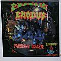 "Exodus ""Fabulous Disaster"" 1989 Vinyl, Picture Disc, Patch"