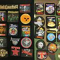 Metal Patches - Savatage, Iron Maiden, Judas Priest, Blind Guardian,  Q