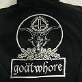 "Hooded Top - GOATWHORE ""Jägermei****"" Ripp Off 2000 Hoody"
