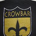 "Crowbar - TShirt or Longsleeve - CROWBAR ""Logo B/W"" ""Shield"" T Shirt 2005"