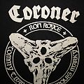 "TShirt or Longsleeve - Coroner ""No More Colour"",   -age unknown - help wanted!"