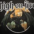 """TShirt or Longsleeve - High On Fire """"Blessed Black Wings"""" 2006 """"The blood i bleed is black indeed"""""""