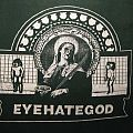 "TShirt or Longsleeve - EYEHATEGOD ""Kill Your Boss"" 2001 green shirt"
